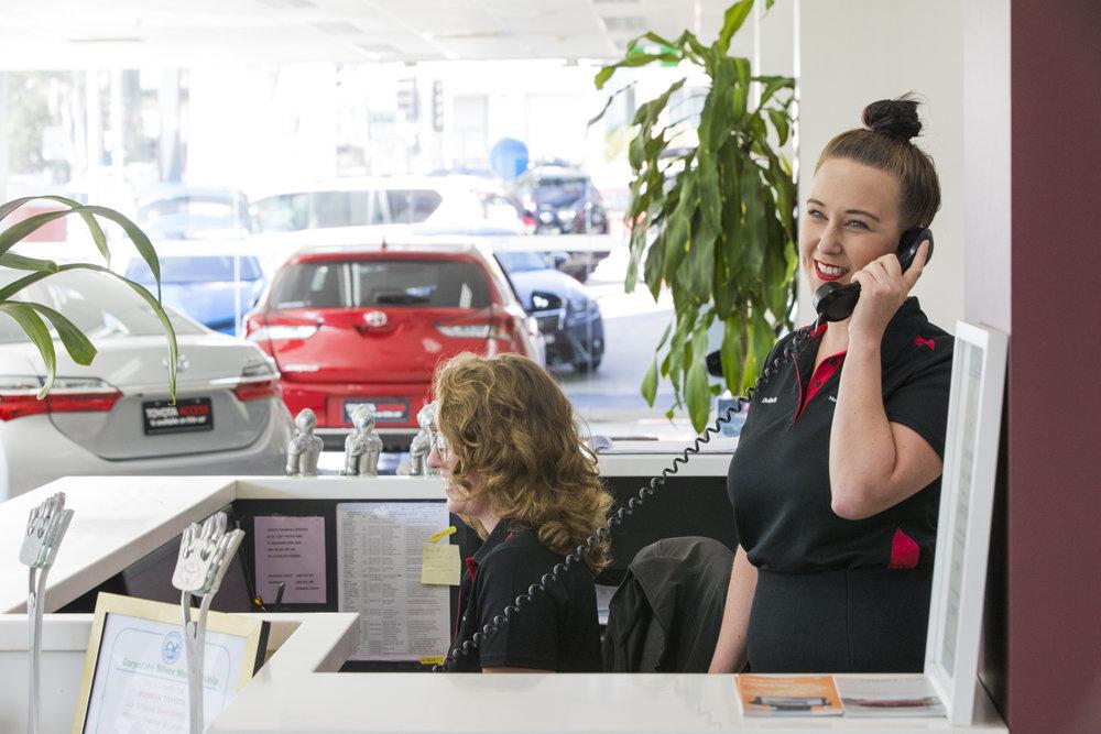 "Mosman Toyota is adopting a ""family friendly"" philosophy under new G.M Belinda Gibbons."