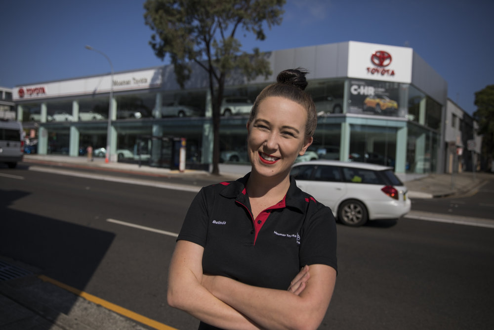 Belinda Gibbons is smashing sales records, after just a few months in the top job, says Suttons.