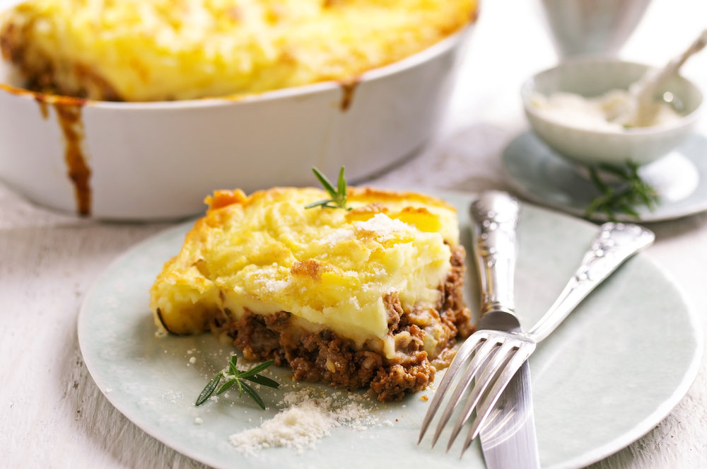 Shepherd's Pie will be a standout dish this weekend.