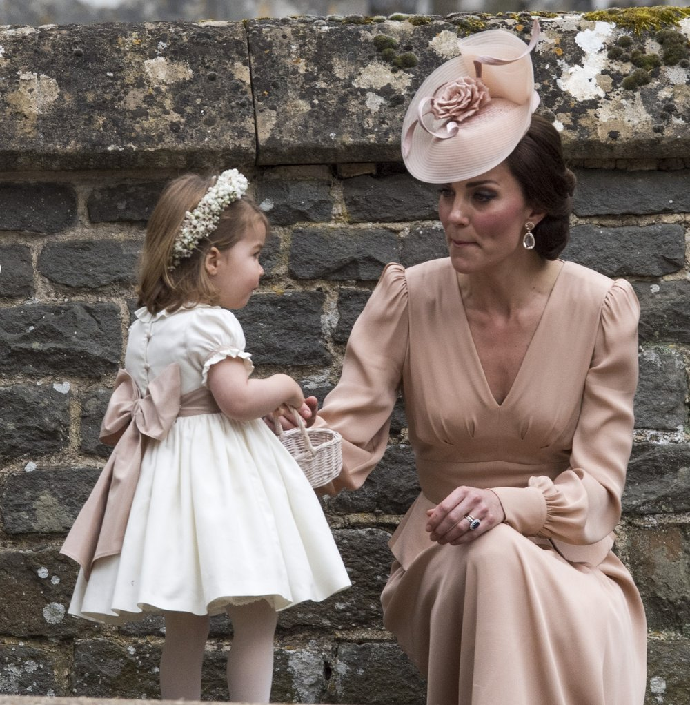 The Duchess of Cambridge - Carolyn describes the style of Duchess Kate as