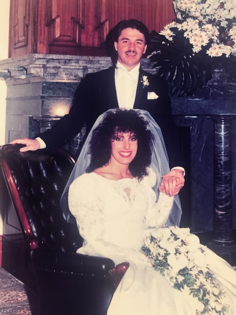 Marissa Rancan and John Craig - Marissa and John tied the knot on June 25th, 1988 at St Marks Church, Darling Point.The dazzling reception was held in the ballroom of Sydney's Intercontinental Hotel, with the Bride wearing a dress hand made by her mother.