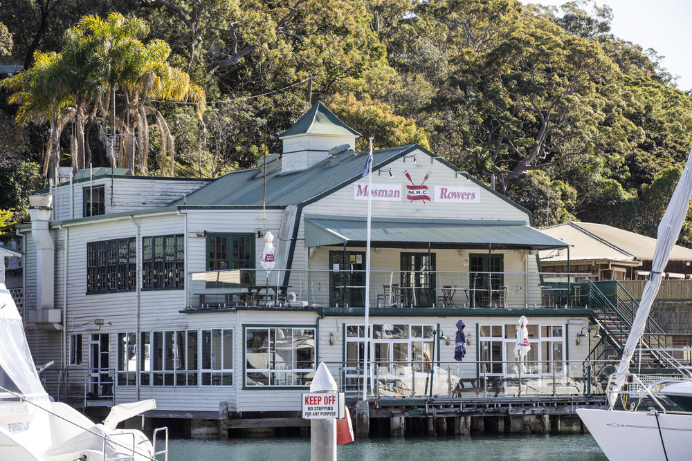 Last roll of the dice: Mosman Rowers needs $150,000 by July 30th if it is to survive.