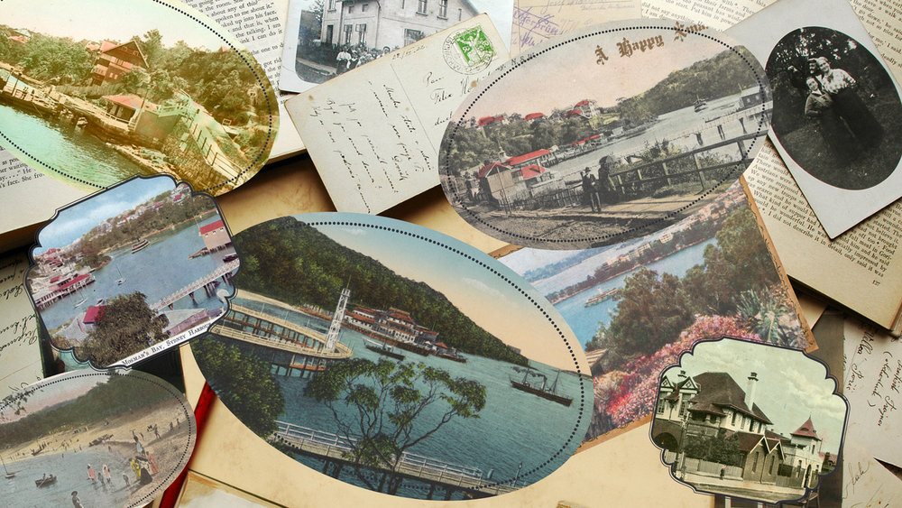 mosman postcards
