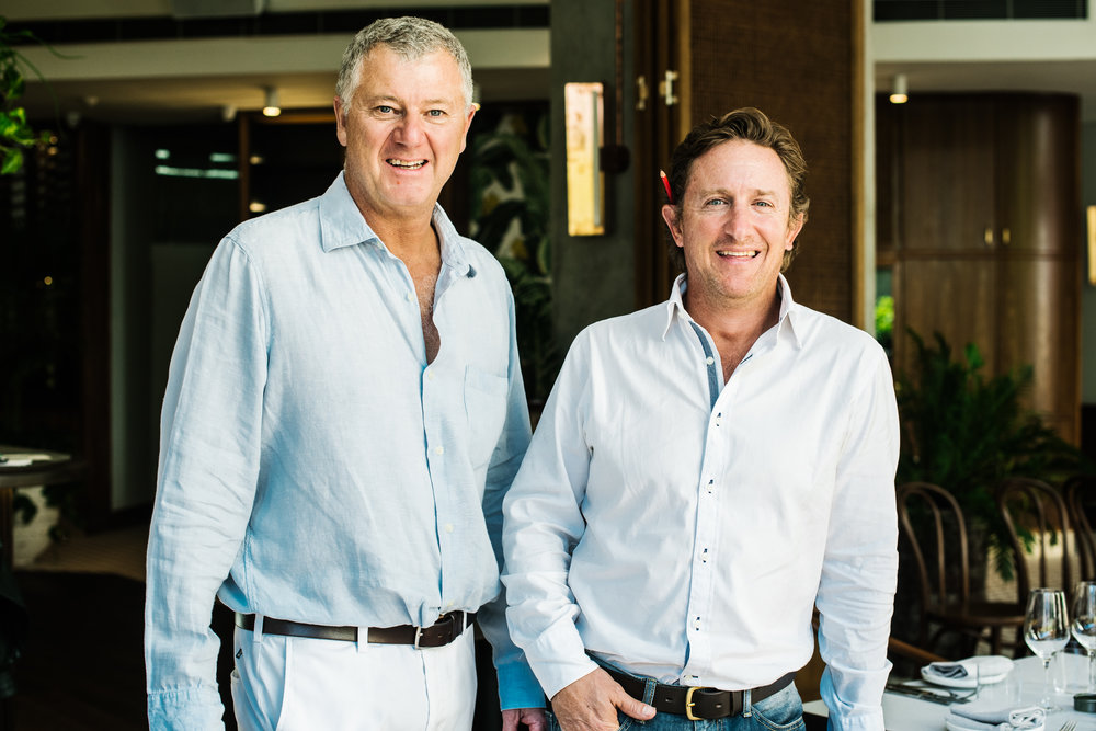 Hoteliers Nick Wills and Simon Tilley will take over management of The Buena.