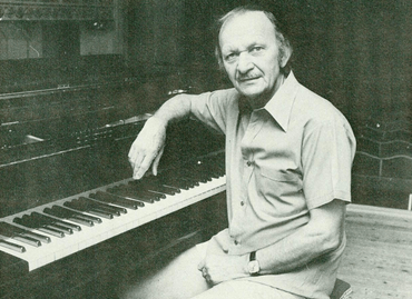 A rare photo of Vivian Chalwin.