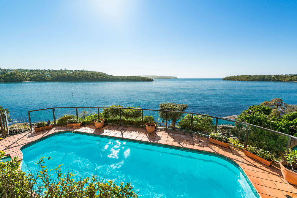 This is the incredible view a local buyer just paid $14.5 million for.