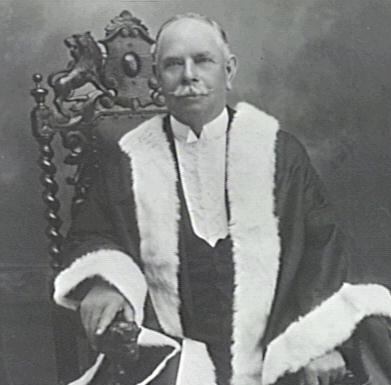 Mayor W.H Smith