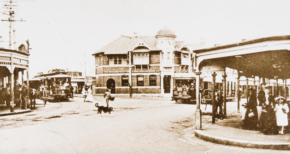 Mosman - Spit Junction 1908