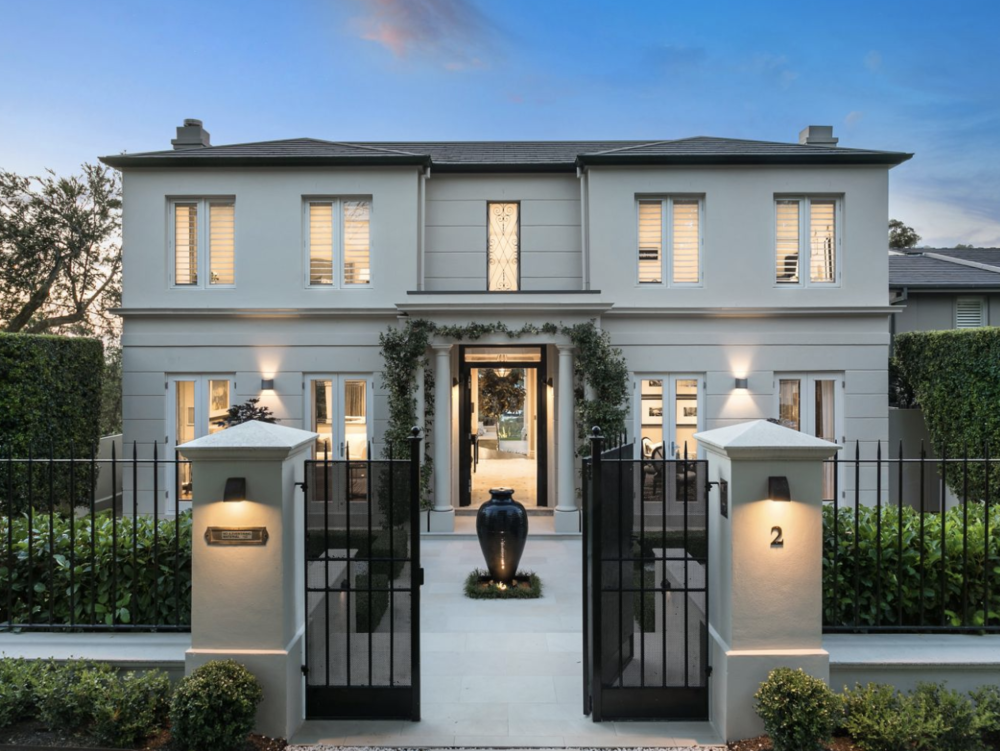 2 Major St, Mosman is under negotiation and expected to sell this week.
