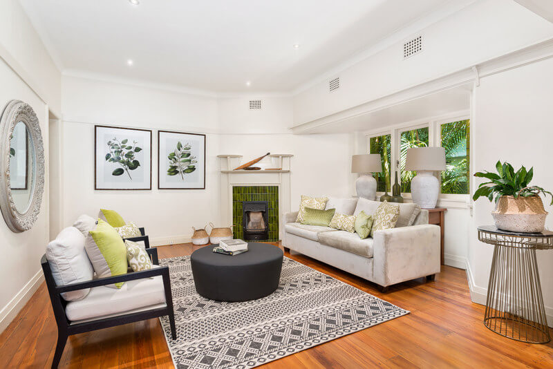 You'll find huge casual and formal spaces at 57 Shadforth St.