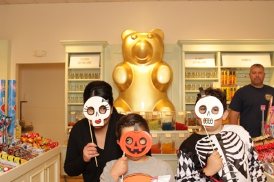 Costumes & Candy -