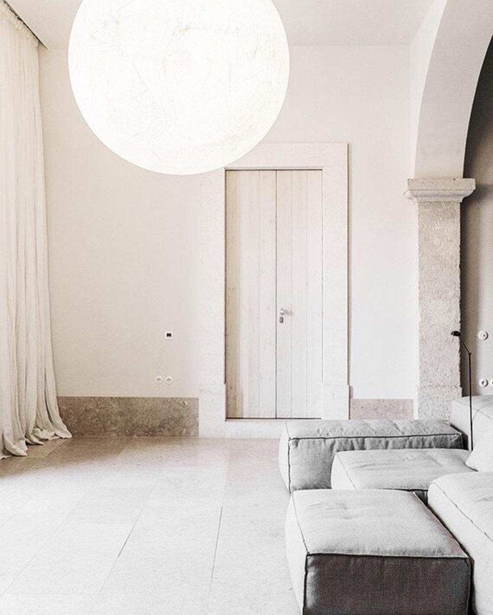 A Minimalist's Dream Home Come True
