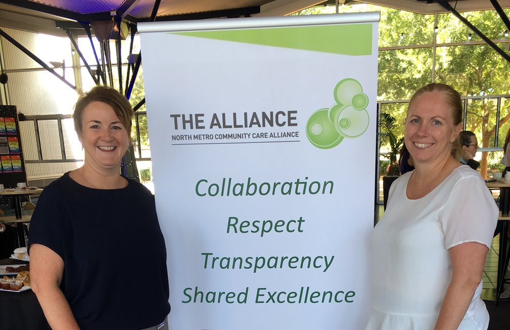 We also congratulate Louise Hogan (left) and Johanna Hayes (right) on their endorsement as our new Vice Chair and Chair (respectfully).