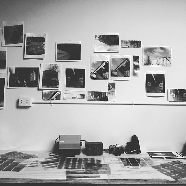 Sundays darkroom days
