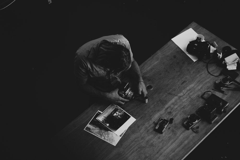 Darkroom printing -