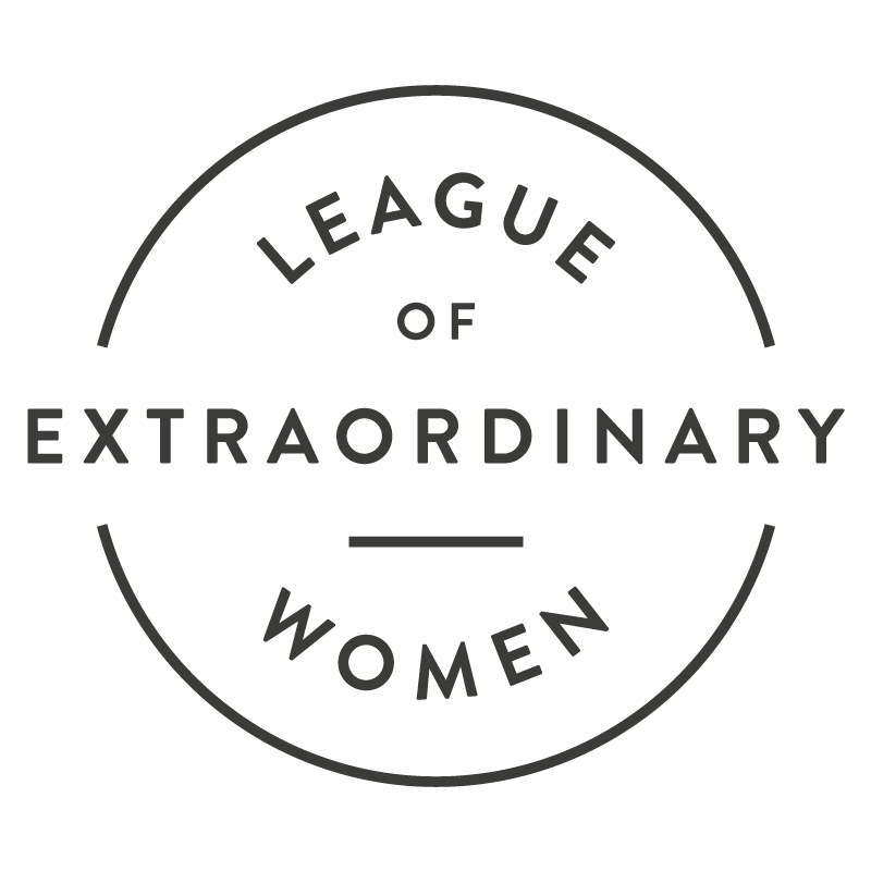 LEAGUE OF EXTRAORDINARY WOMEN |  WOMEN WHO CONNECT