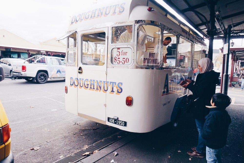 Doughnuts make me nuts!