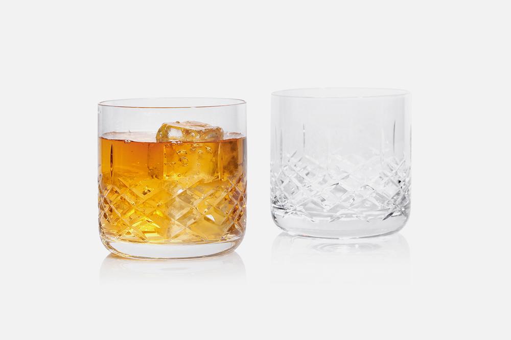 Lowball glas - 2 stk, 37 clBlyfrit krystal glasDesign by eb design teamArt. nr.: 90231