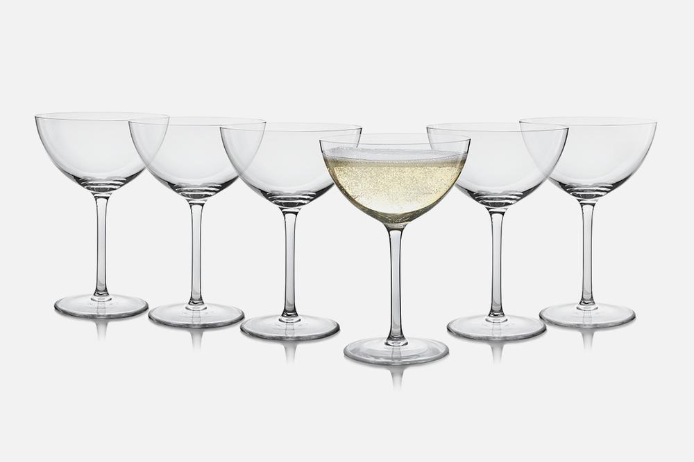 Champagne coupe - 6 stk, 35 clGlasDesign by eb design teamArt. nr.: 50407