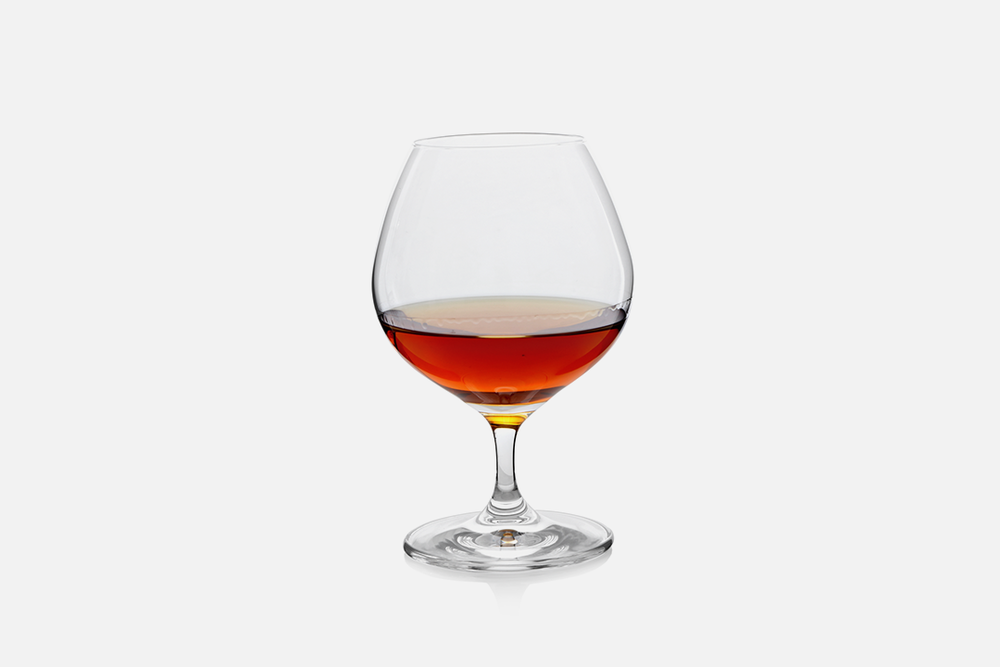 Cognac glas - 6 pcs, 40 clGlassDesign by eb design teamArt. no.: 50408