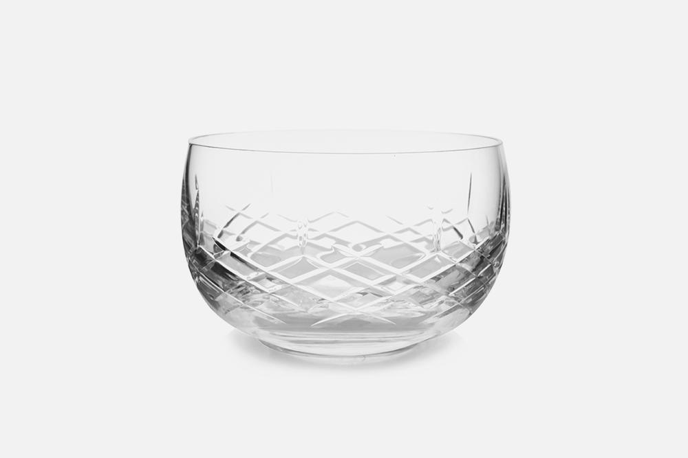 Skål - 1 stk, 12 cmBlyfrit krystal glasDesign by eb design teamArt. nr.: 90242