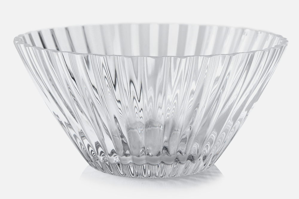 Bowl 20cm - 1 pcs, 20 cmGlass, clearDesign by Christel og Christer HolmgrenArt. no.: 55209