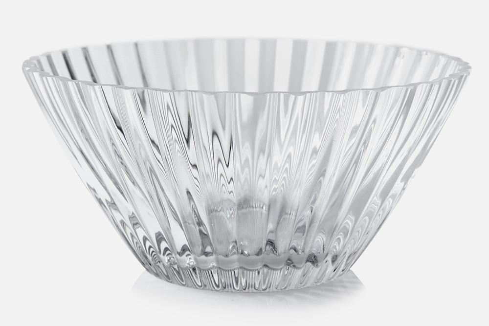Skål - 1 stk, 20 cmGlas, klarDesign by Christel og Christer HolmgrenArt. nr.: 55209