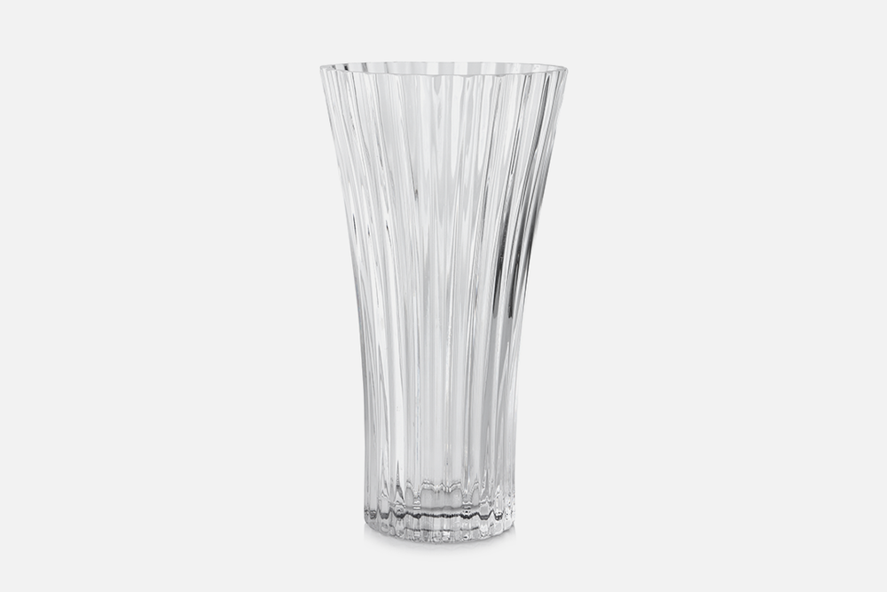 Vase - 1 pcs, 23 cmGlass, clearDesign by Christel og Christer HolmgrenArt. no.: 55205
