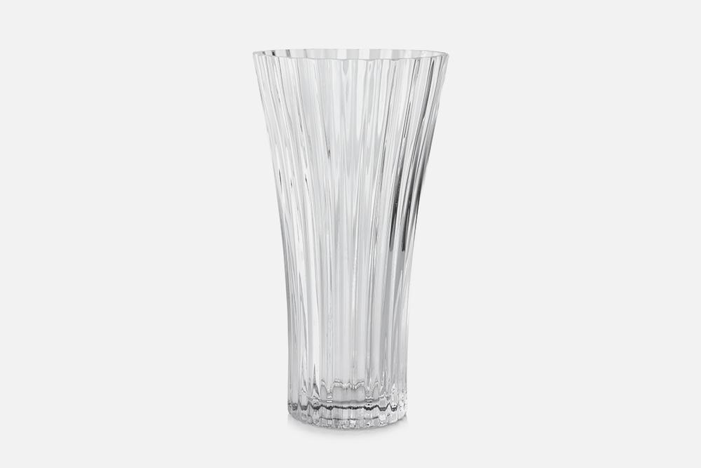Vase - 1 stk, 23 cmGlas, klarDesign by Christel og Christer HolmgrenArt. nr.: 55205