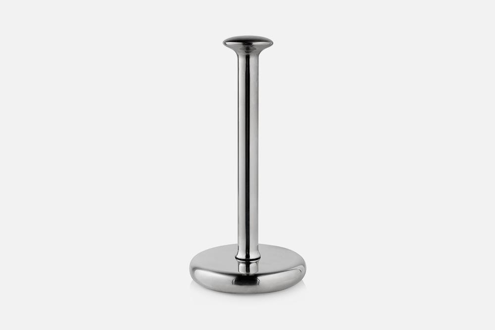 Køkkenrulleholder - 1 stkRustfrit stålDesign by eb design teamArt. nr.: 80402