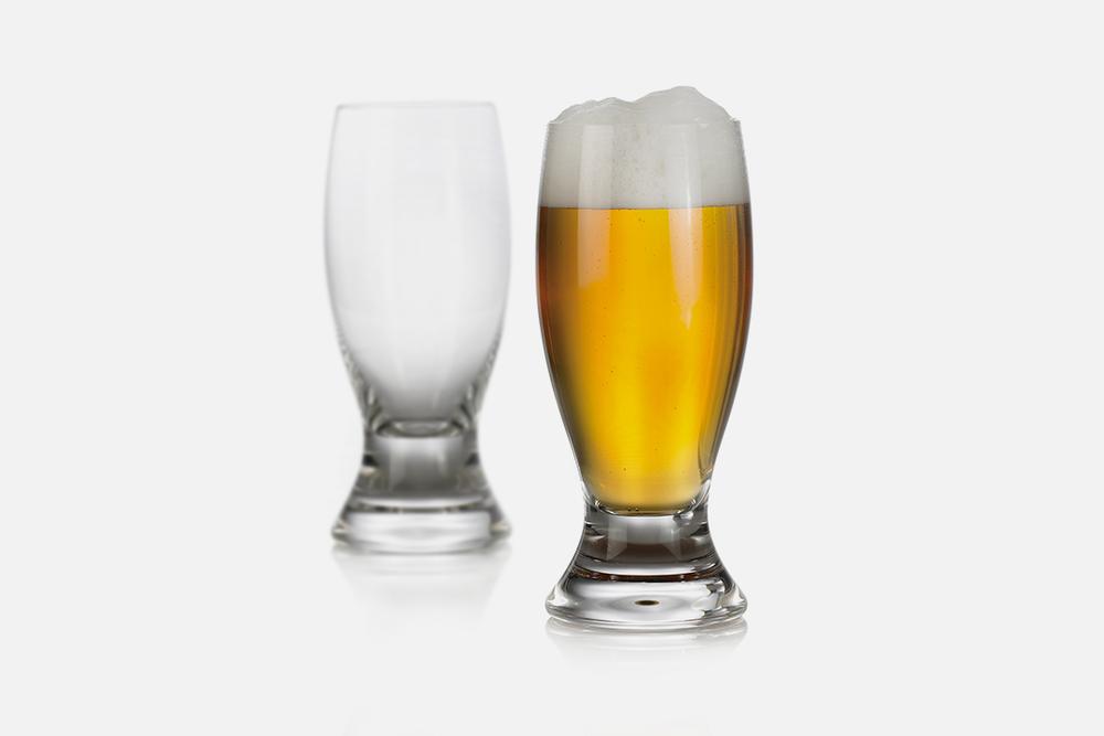Beer glass - 2 pcs, 45 clGlassDesign by Erik BaggerArt. no.: 50150