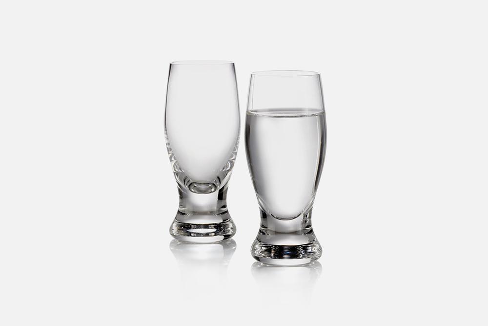 Snaps glass - 2 pcs, 6 clGlassDesign by Erik BaggerArt. no.: 50152