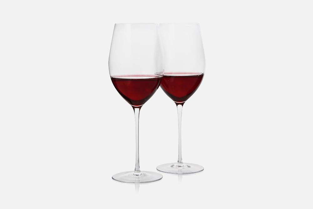 Red wine glass - 2 pcs, 58 clGlassDesign by eb design teamArt. nr.: 90221