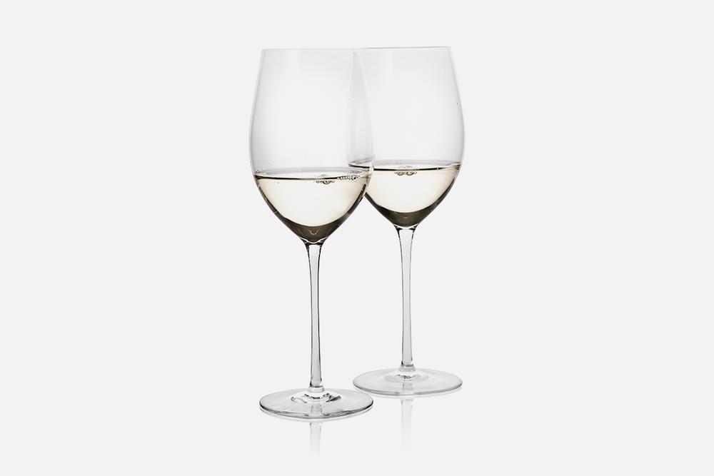 Hvidvinsglas - 2 stk, 48 clGlasDesign by eb design teamArt. nr.: 90222