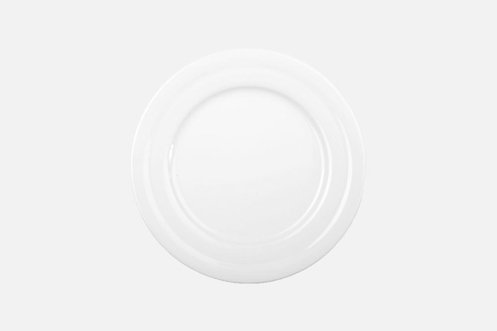 Frokosttallerken - 24 cmPorcelænDesign by Erik BaggerArt. nr.: 60106