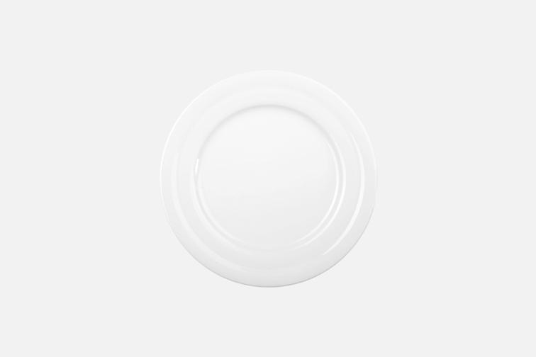 Dessert plate - 4 pcs, 18 cmPorcelainDesign by Erik BaggerArt. no.: 60107