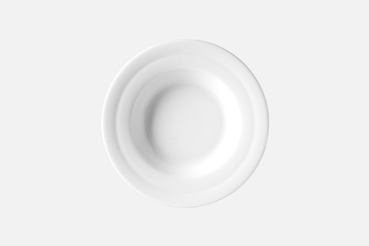 Soup plate - 4 pcs, 22 cmPorcelainDesign by Erik BaggerArt. no.: 60108