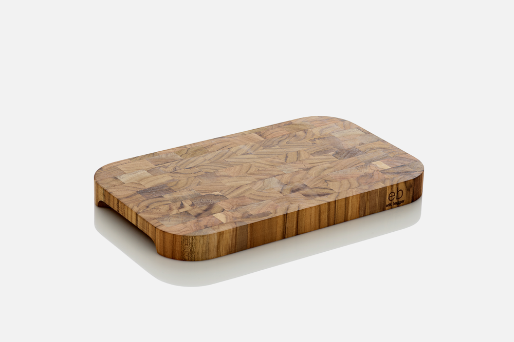 Cutting board - 1 pcs, 30x18 cmTeak, FSC certifiedDesign by eb design teamArt. no.: 58136