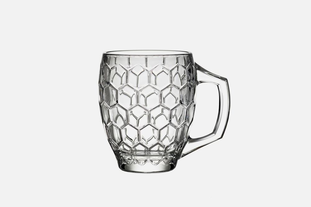 Beer mug - 2 pcs, 40 clGlassDesign by H O W, Magnus JørgensenArt. no.: 55220
