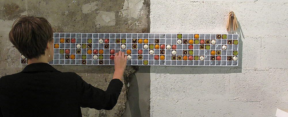 De Visu Installation, Paris, 2012