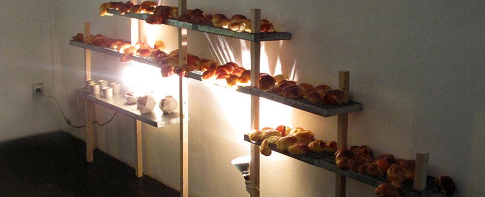 Échappées à 180° , Installation, Paris, 2013
