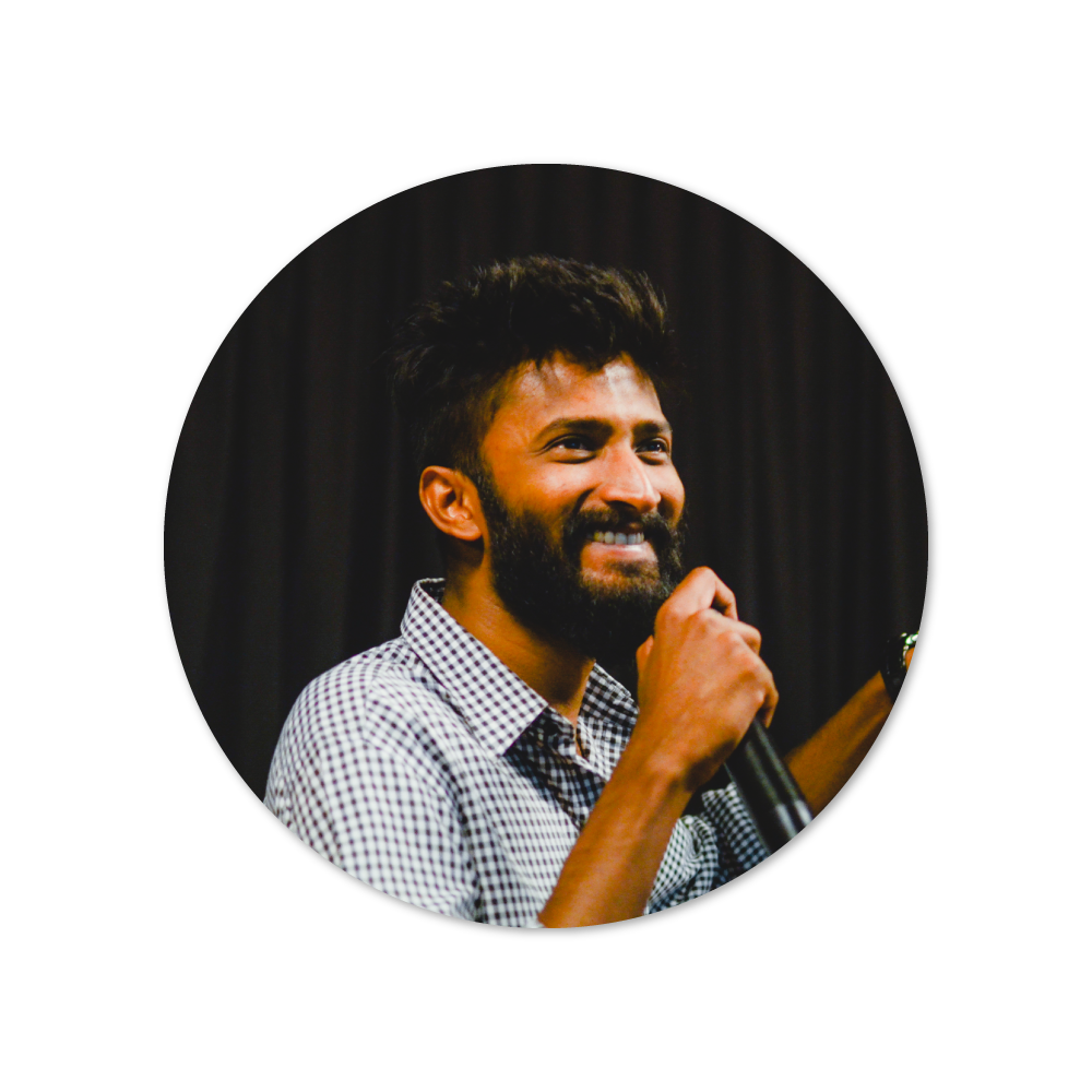 Satish Perumal - 9.30pm, November 23 - 26Bengaluru Comedy FestivalThat Comedy Club, Bengaluru