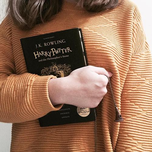 ME: Harry Potter