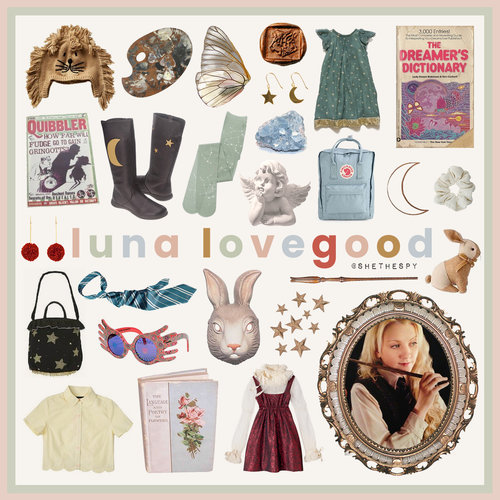 d7763b3c61971 A Guide To Being Luna Lovegood