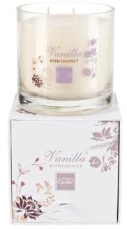 2501 Vanilla & Coconut