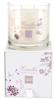 2502 Vanilla & Lavender