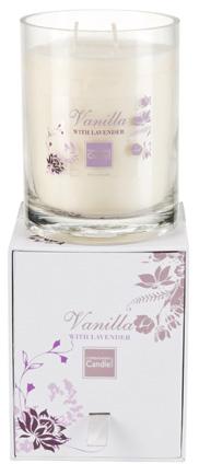 2602 Vanilla & Lavender