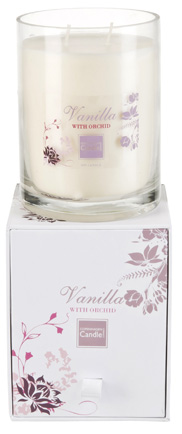 2603 Vanilla & Orchid