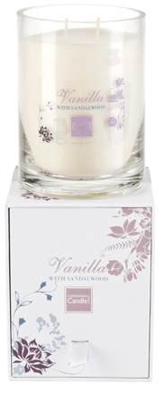 2604 Vanilla & Sandalwood