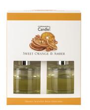 3607 Sweet Orange & Amber